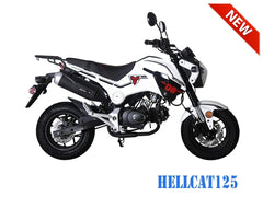 125cc Tao Tao Manual Bike