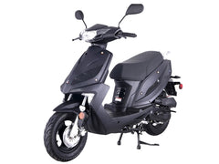 Tao Tao 50cc Moped Scooter 4 Stroke By RideMotorSportsPro