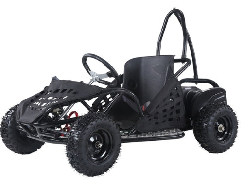 Youth 800Watt 48V Kids Electric Go Kart - By RideMotorSportsPro
