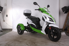 50cc Fully Automatic Trike Scooter