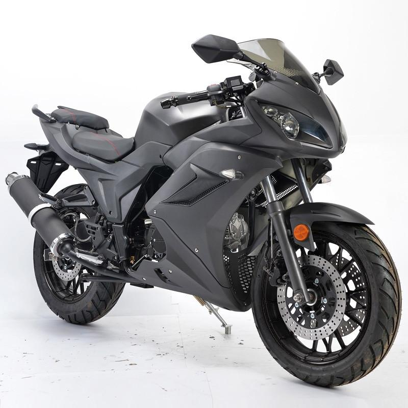 125cc Street Bike 4 Speed Manual Motorcycle