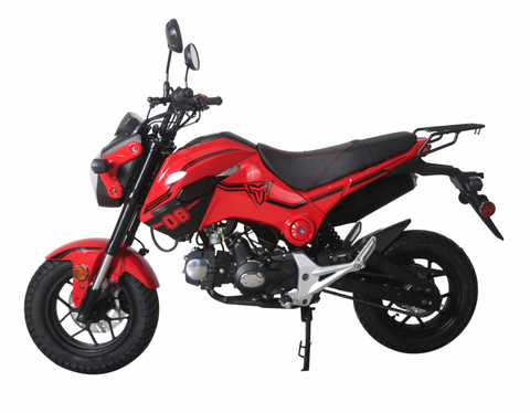 Image of Tao Tao 125cc Motorcycle By RideMotorSportsPro