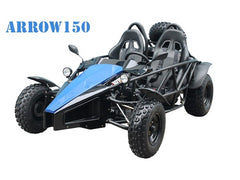 Arrow 150cc Go Kart Full Size Tao Tao