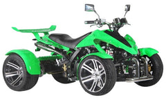 350cc 4 Stroke Electric Start Manual ATV