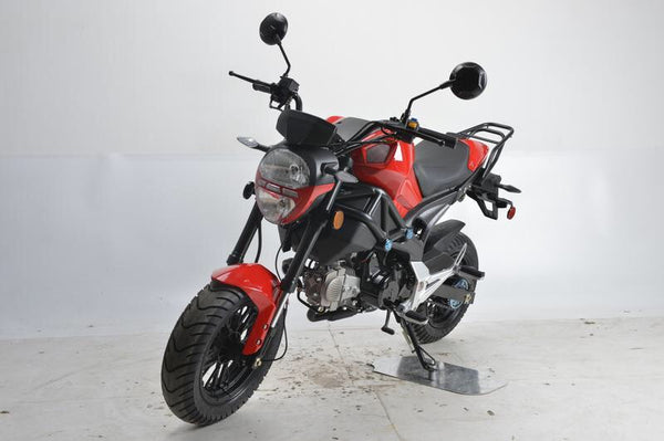 125cc 4 Speed Manuel Super Bike
