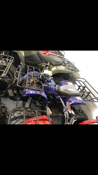125cc ATV Customer can pick any when in store