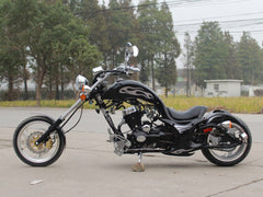 250CC CHOPPER STREET LEGAL Presented By Ridemotorsportspro