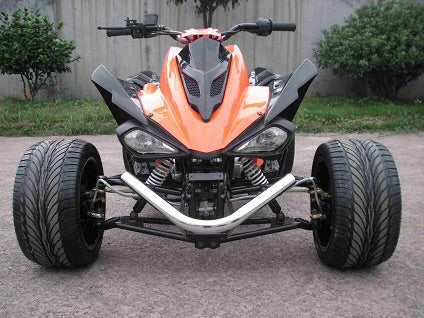 Image of R12 125cc ATV Semi-Auto 3 Speed With Reverse By Ridemotorsportspro