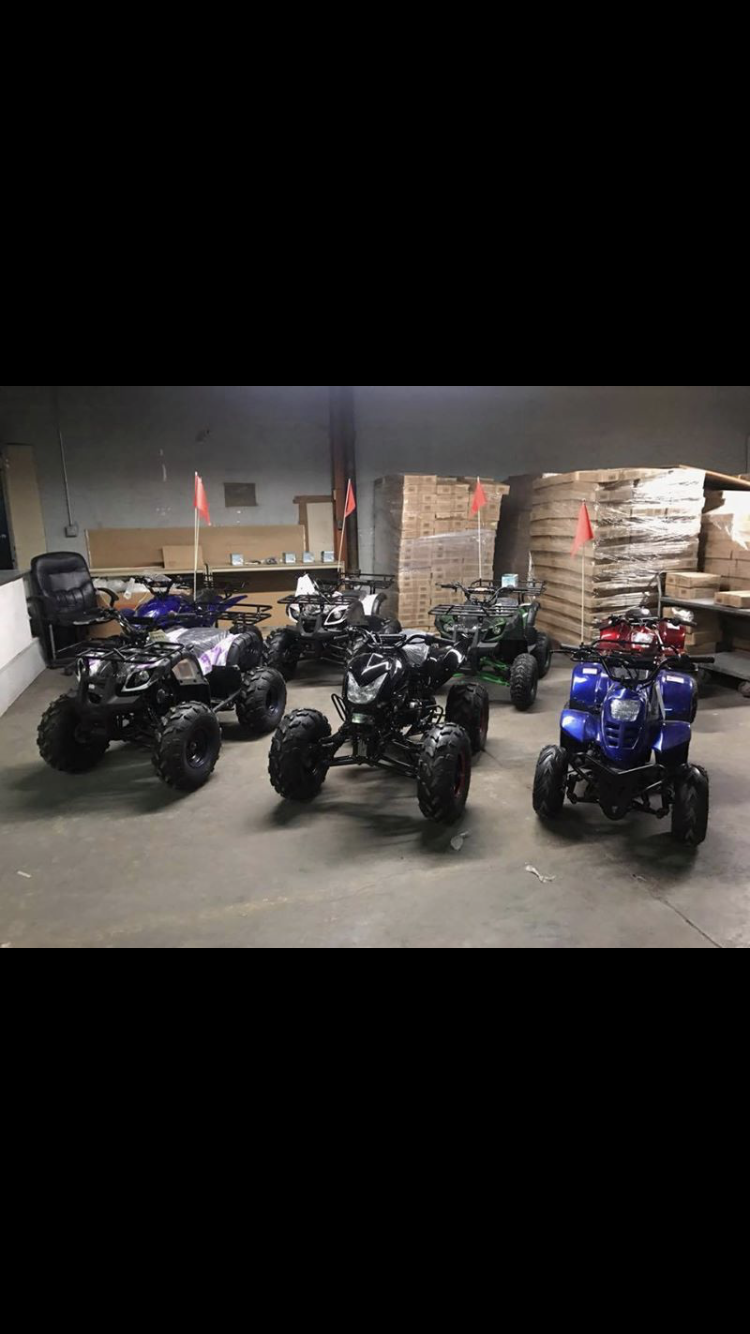 125cc ATV Automatic