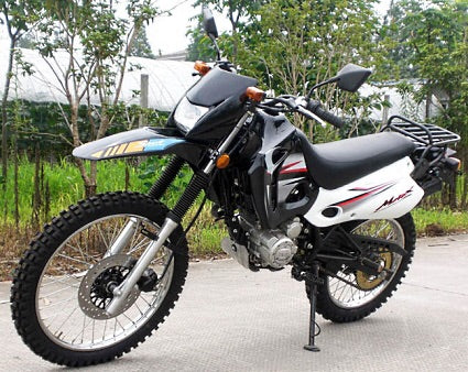 Brand New 250cc 4 Stroke Dirt Bike Motorcycle