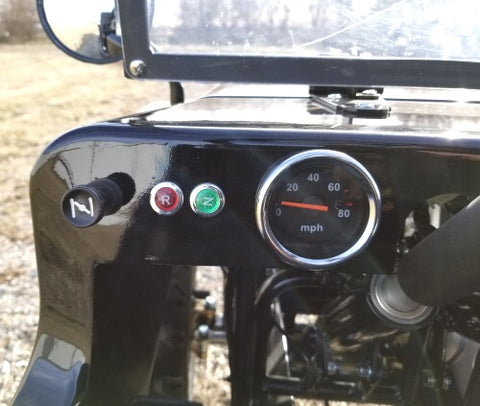 Image of Brand New 125cc Truck Mini Off-Road Vehicle