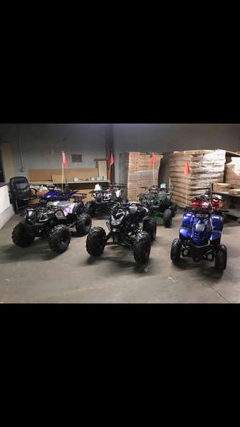 125cc ATV Fully Automatic