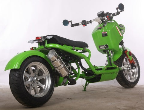 50cc MADDOG  - Street Legal By Ride Motorsports Pro