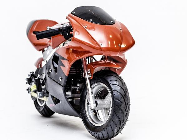 Z3 Red & Black Pocket bike 50cc