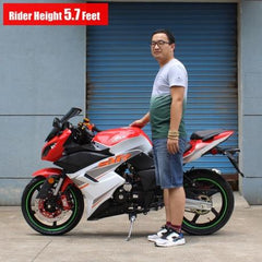 2018 Full Size Motorcycle - 250cc By Ride Motorsports Pro