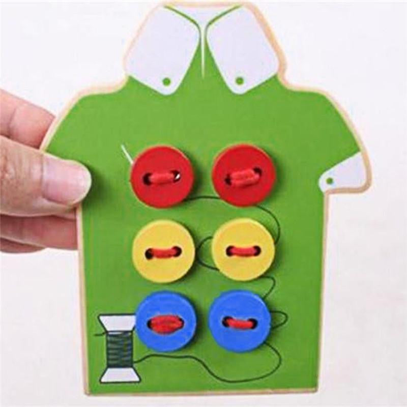 Children Sewing Board Set
