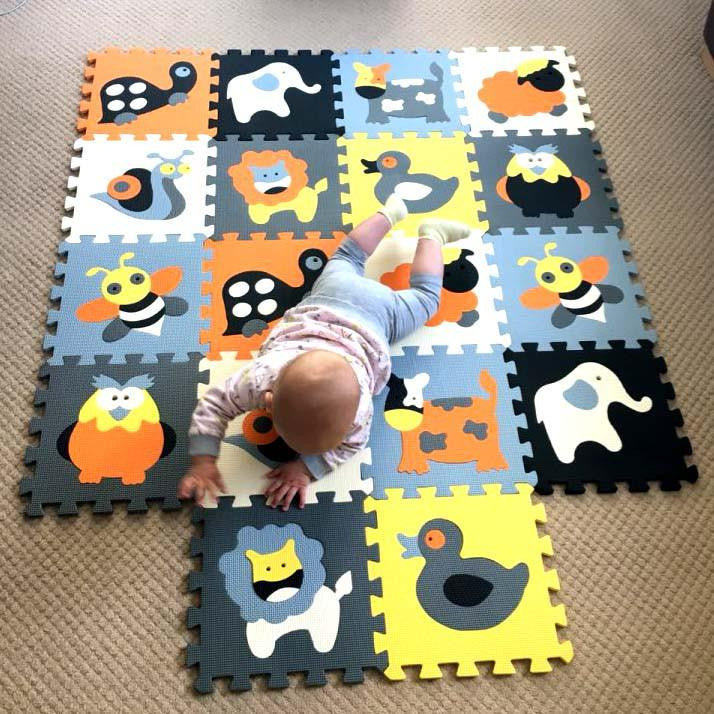 Baby Foam Puzzle Play Mat