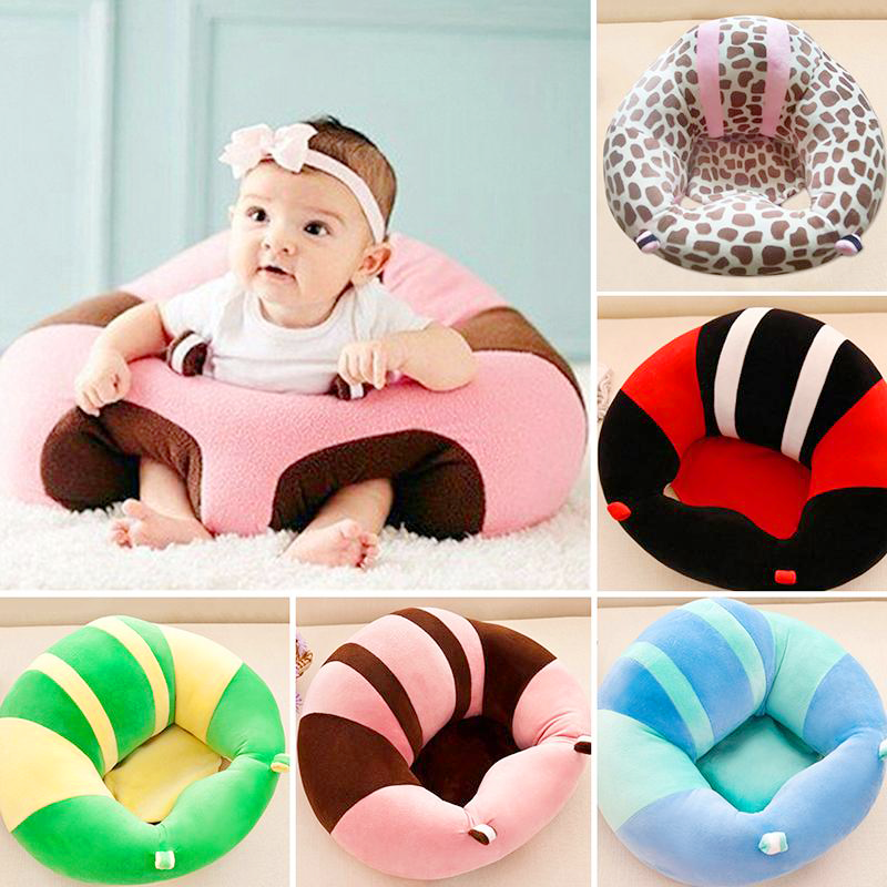 Soft Plush Baby Support Seat