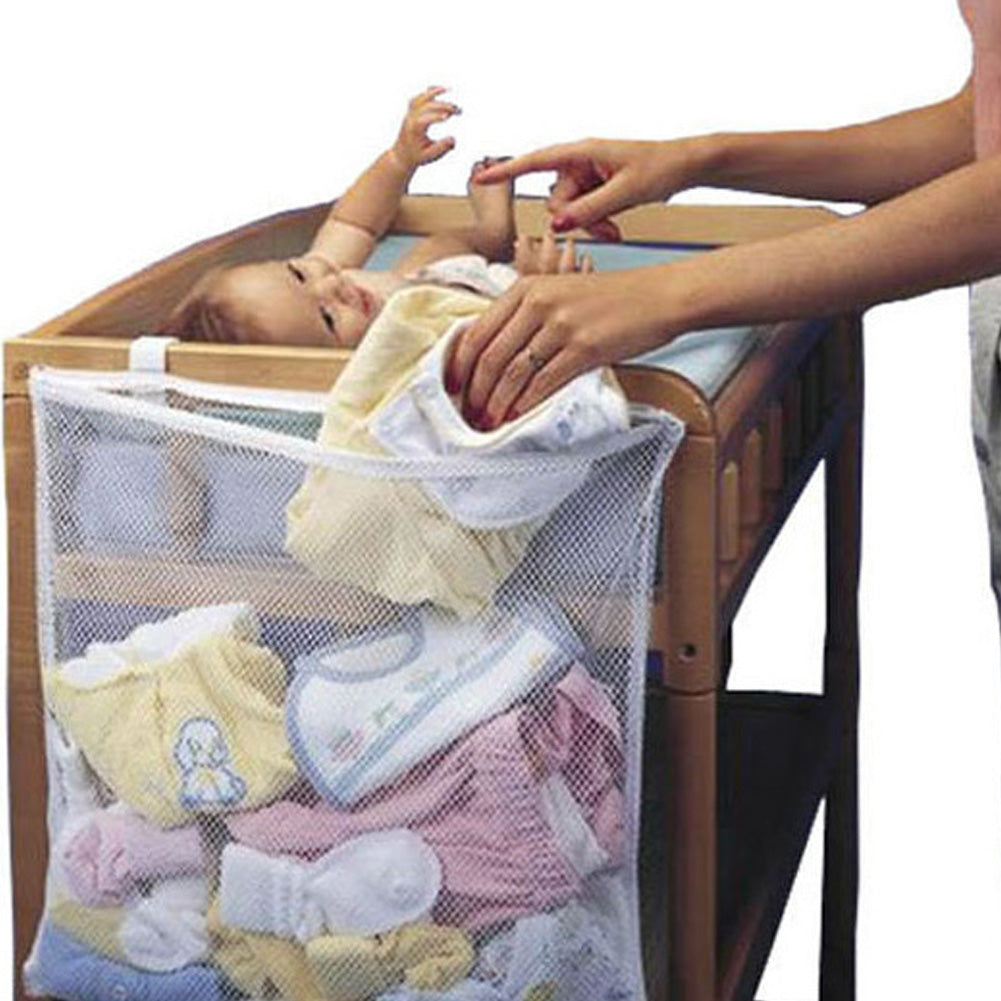 Hanging Storage Multipurpose Crib Organizer