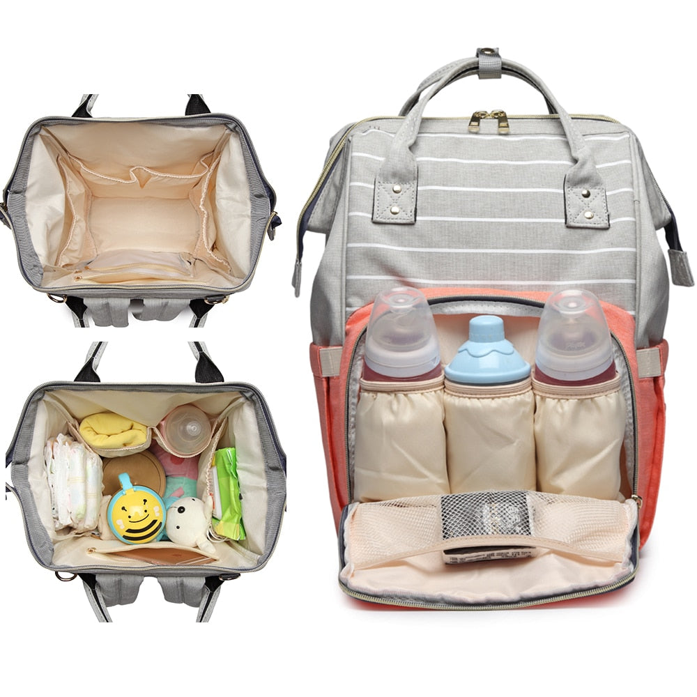 New Lequeen Nursing Care Baby Bag