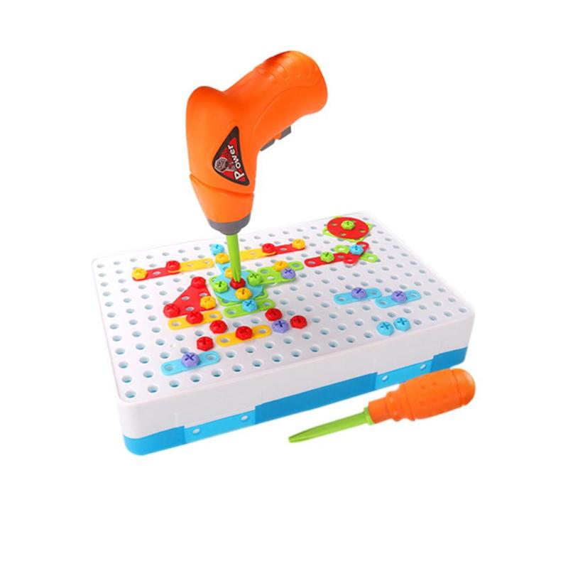 2019 Hot Kids Drill Puzzle Toy