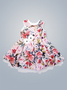 Tulip Princess Skater Dress, Dresses, Noovo