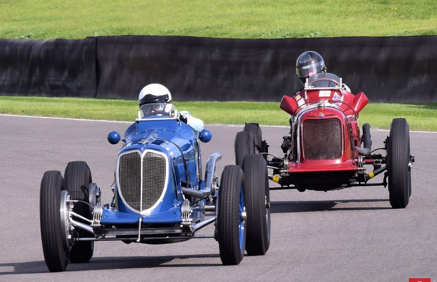 Historic Celebration at Historic Circuit