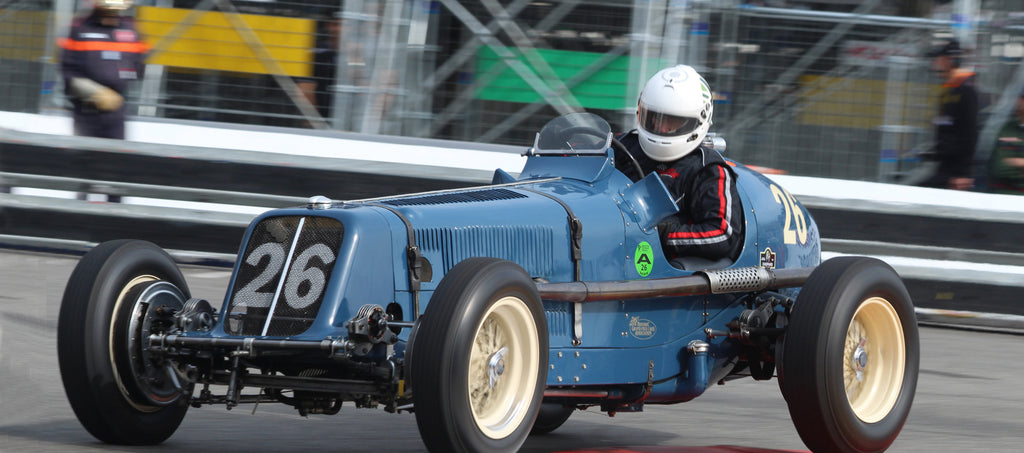 Countdown to Historic Grand Prix begins