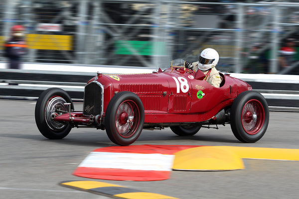 Alfa Romeo Tipo B - Tony Smith - Monaco 2014