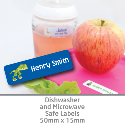 Multipurpose Labels (Laminated for extra protection)