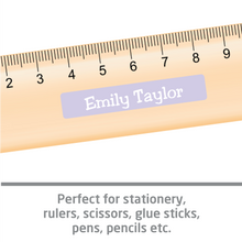 Stationery Labels