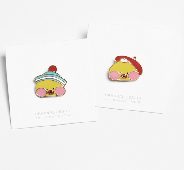 Duck Enamel Pin