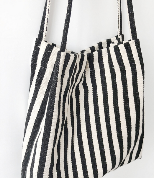 Thin Line Tote Bag