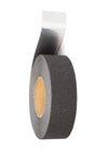 Aluminium Backed Black non-slip tape