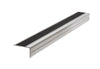Aluminium Stair Cover with Black non-slip insert