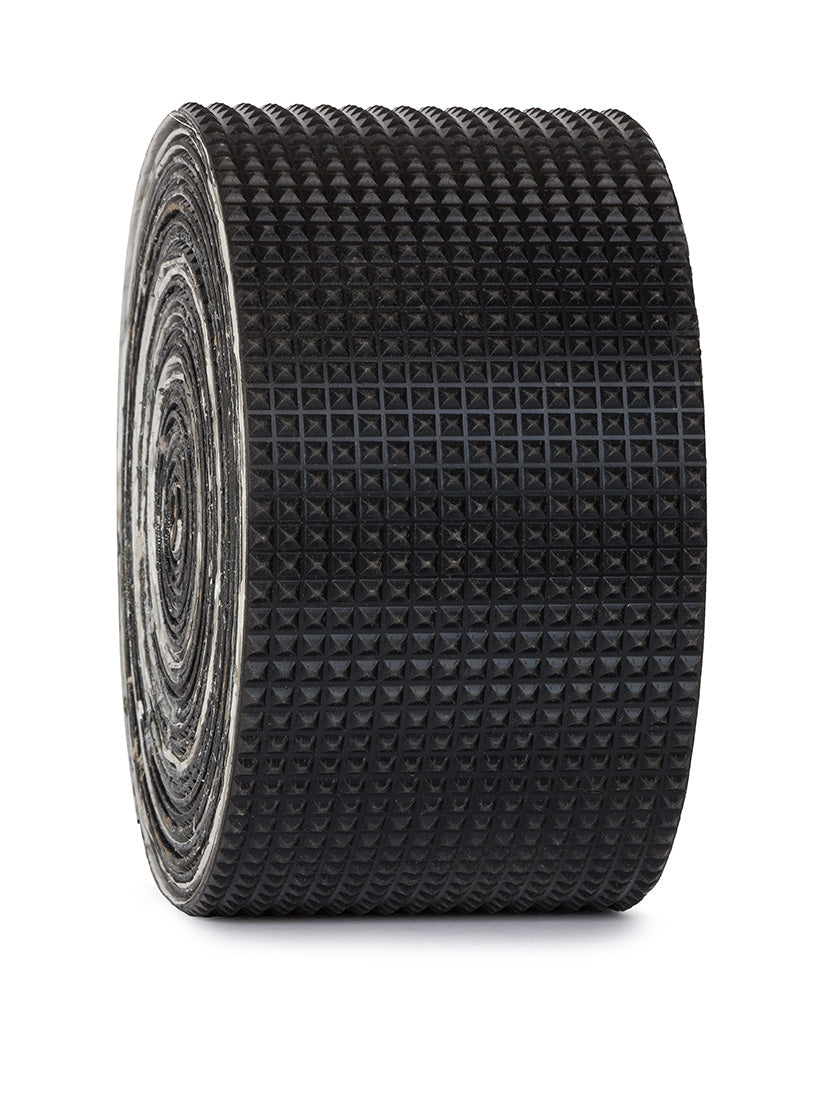 Dimpled Rubber Black non-slip tape - Axis anti-slip technologies