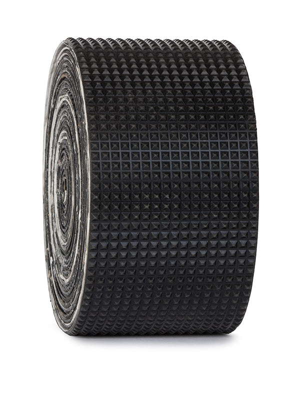 Dimpled Rubber Black Non Slip Tape Axis Anti Slip