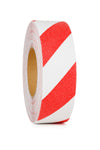 VisibleGrip Red/White non-slip tape