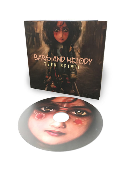 Teen Spirit – SIGNED CD