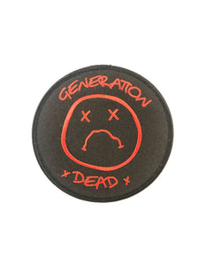 Generation Dead Embroidered Patch