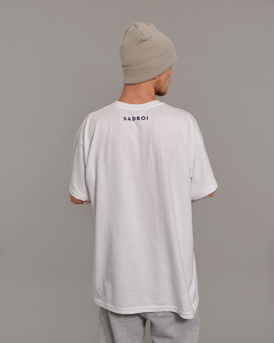Sadboi White T-Shirt