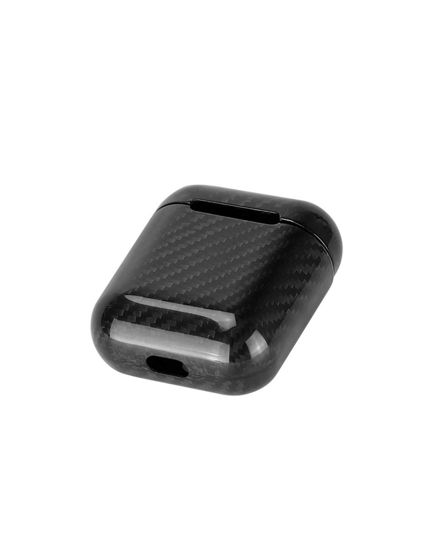 AirPods Case Made of Real Resin Carbon Fiber