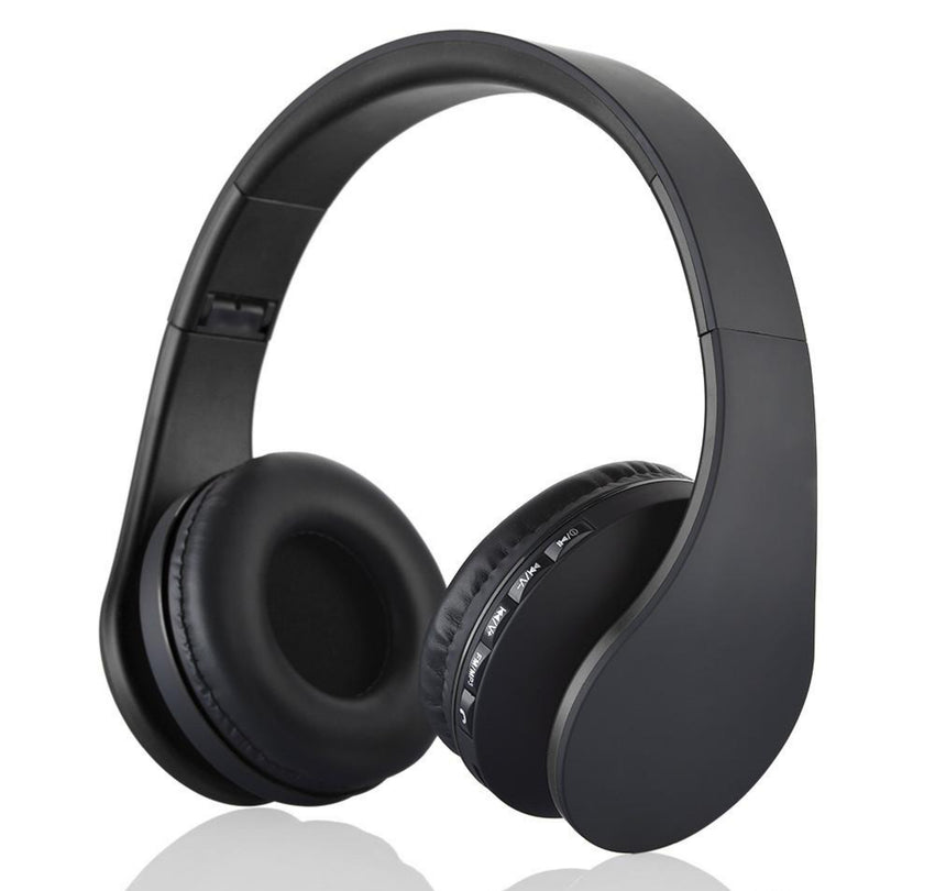 Bluetooth On Ear HiFi Stereo Headphones - Rogue