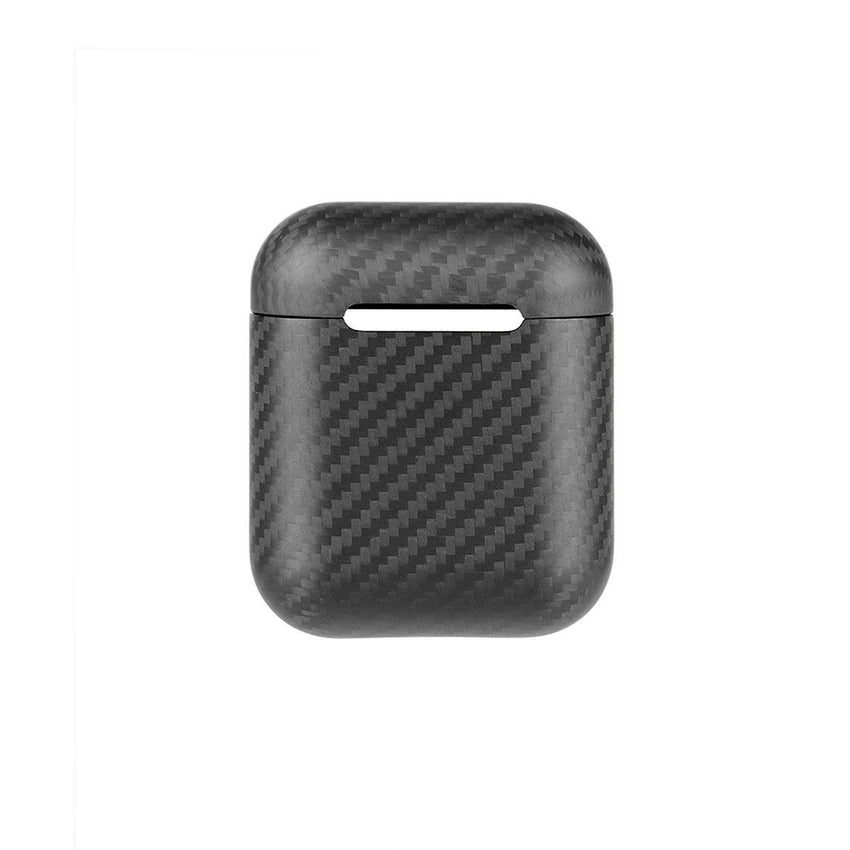 AirPods Case Made of Real Open Pore Carbon Fiber