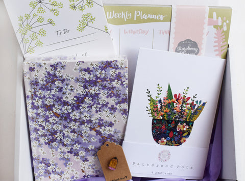 Stationery subscription box