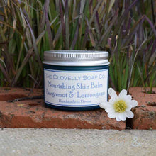 Clovelly Bergamot & Lemongrass essential oil skin balm