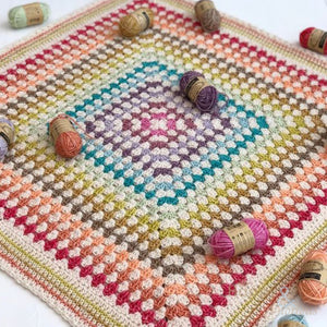 Crochet Granny Squares workshop with Clare Rudland  - Wednesday 4th March