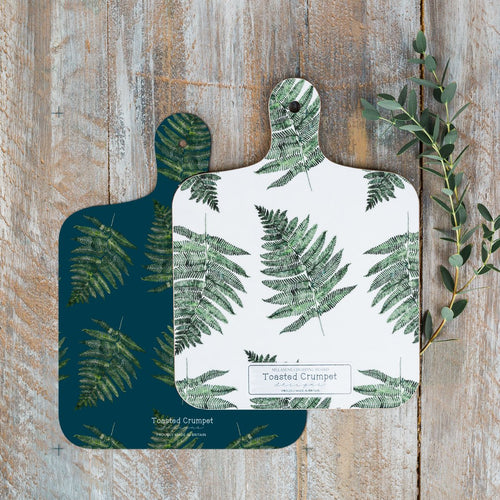 Ferns reversible mini chopping board