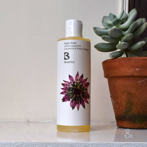 Grapefruit, Lavender & Sweet Orange body wash by Bramley Products
