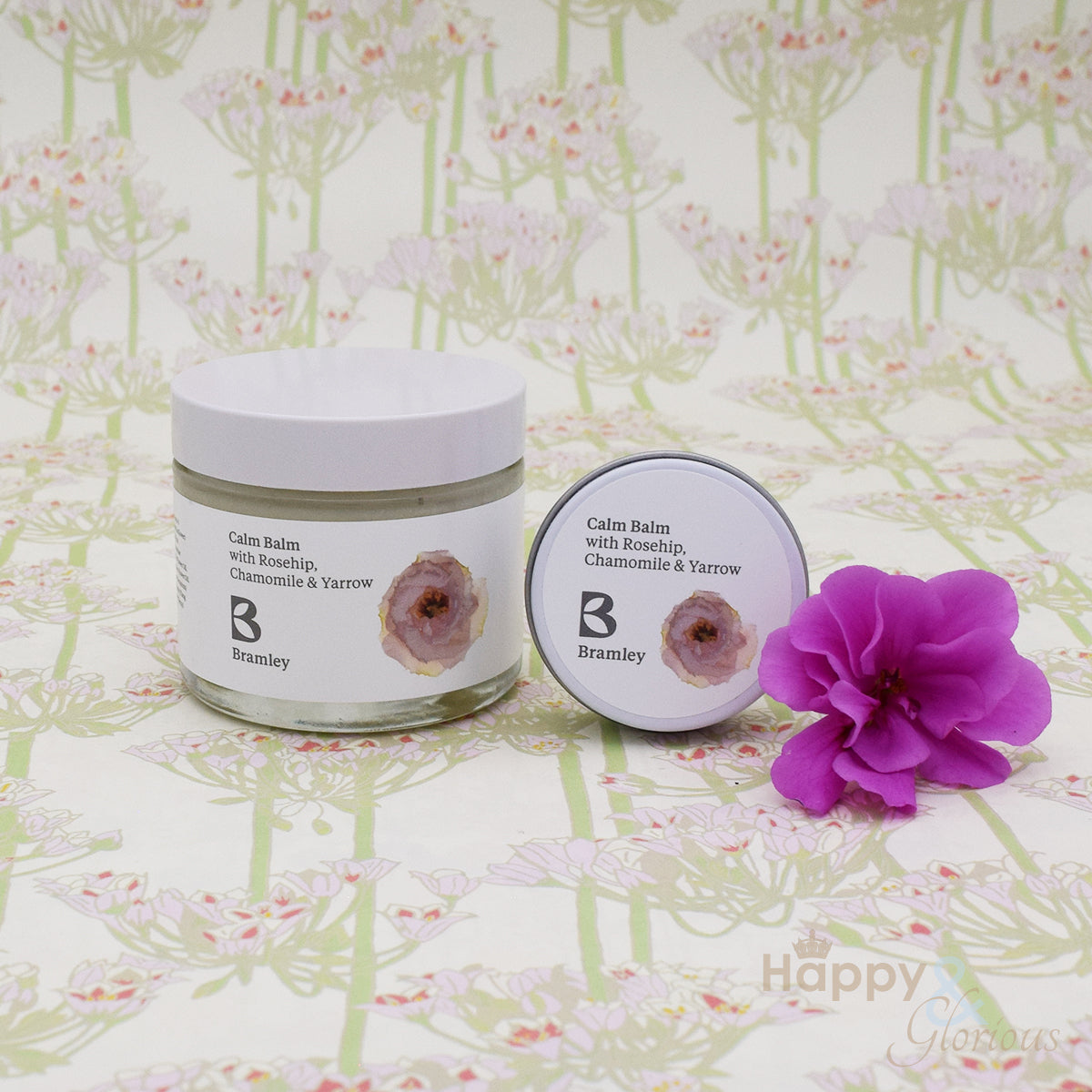 Calm Balm with rosehip, chamomile and yarrow by Bramley Products